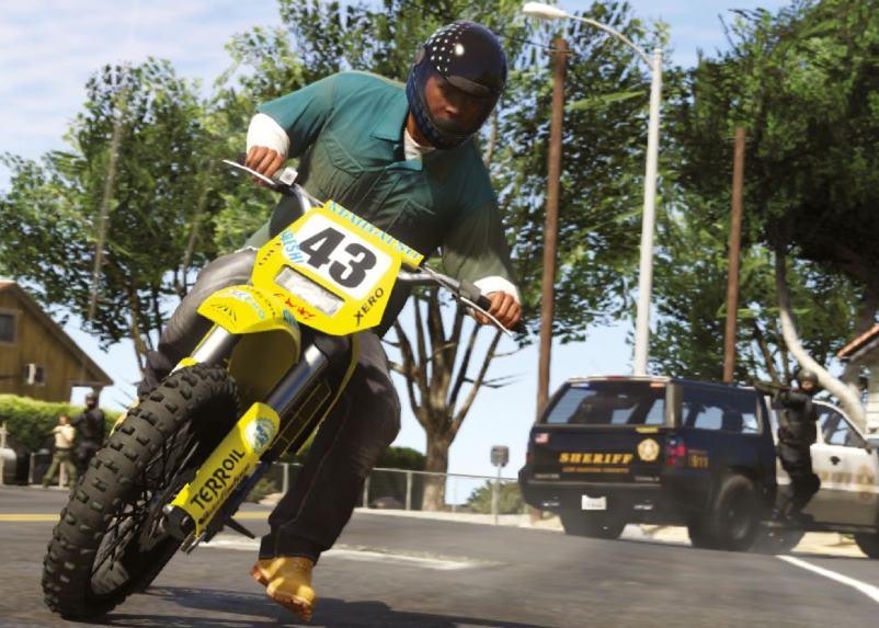 Nové obrázky a hrstka detailů z GTA V 81293