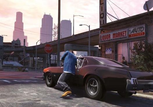 Nové obrázky a hrstka detailů z GTA V 81294