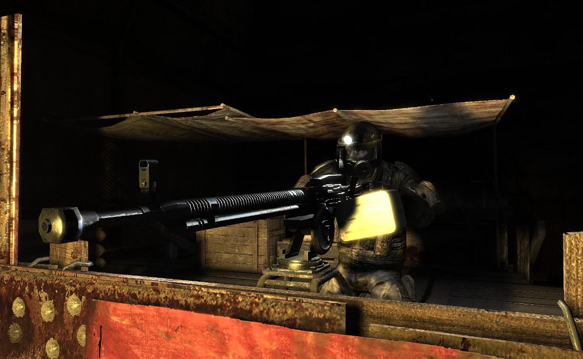 Metro 2033 – s baterkou v tunelech 813