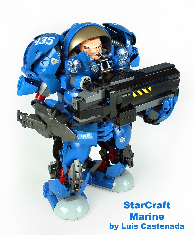Zing briefing – Ouya, Resident Evil, Star Wars MMO, LEGO StarCraft Marine 81323