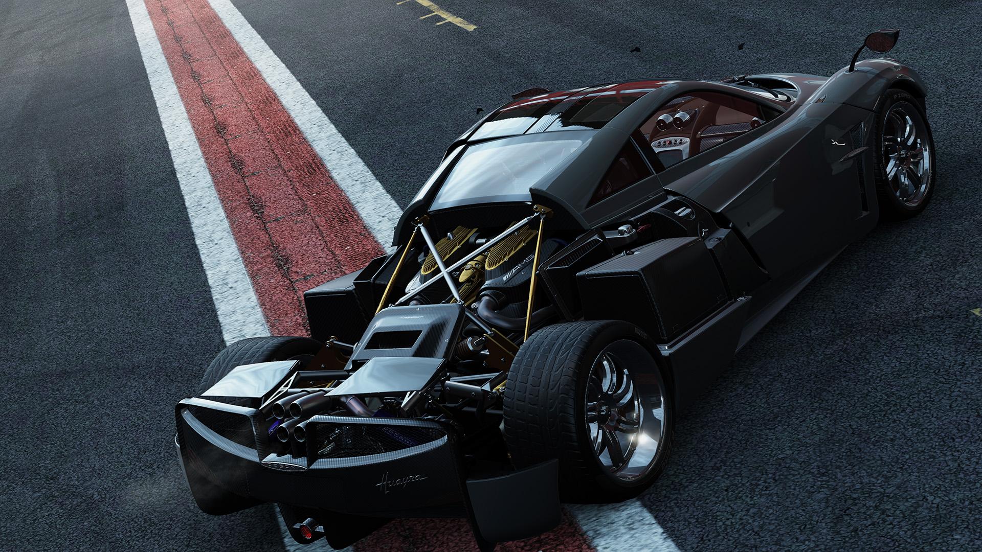 Nové obrázky a trailer z Project CARS 81375