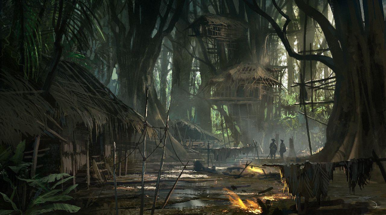 Obrázek a artworky z Assassin's Creed IV 81445