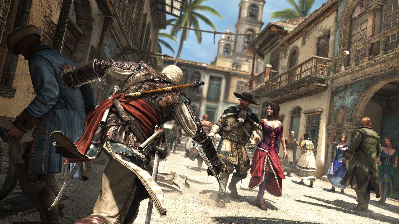 Obrázek a artworky z Assassin's Creed IV 81446