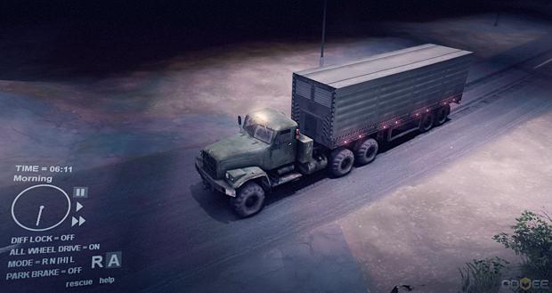 Představeno off-roadové Spintires aneb další zajímavost z Kickstarteru 81843