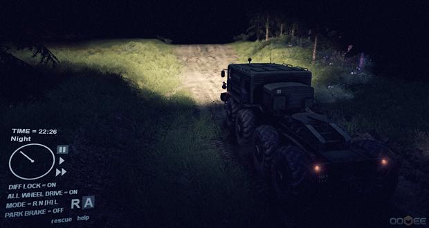 Představeno off-roadové Spintires aneb další zajímavost z Kickstarteru 81849