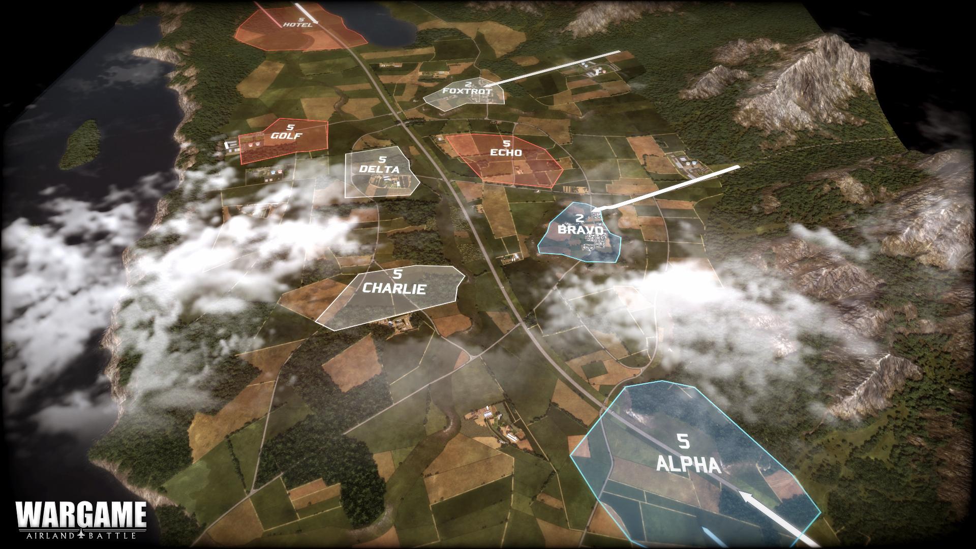 Strategie Wargame: Airland Battle odhalila kampaň 81921