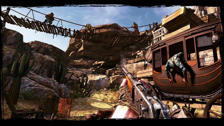 Call of Juarez: Gunslinger – jednohubka s příchutí olova 81990