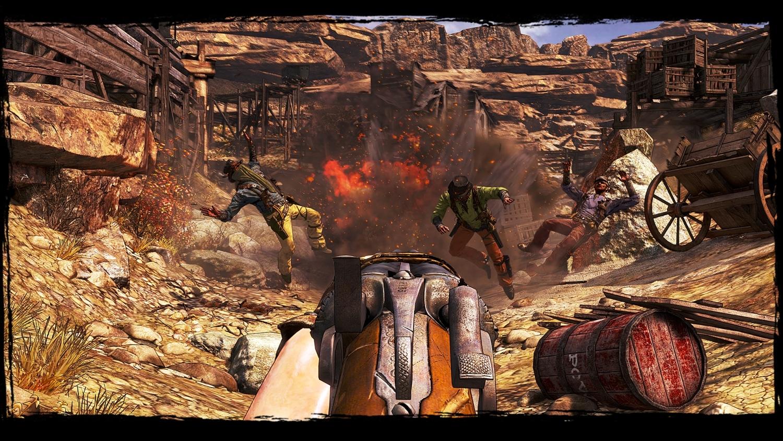 Call of Juarez: Gunslinger – jednohubka s příchutí olova 81993