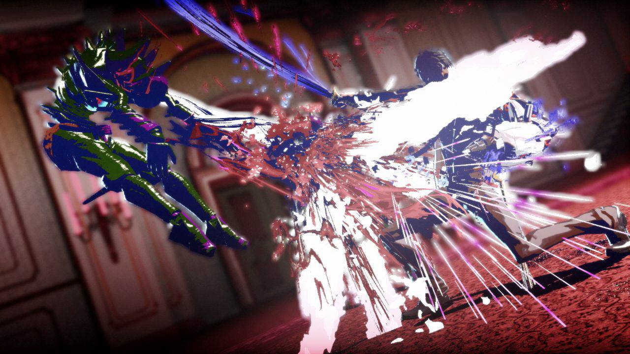 Nové obrázky a artworky z Killer is Dead 82136