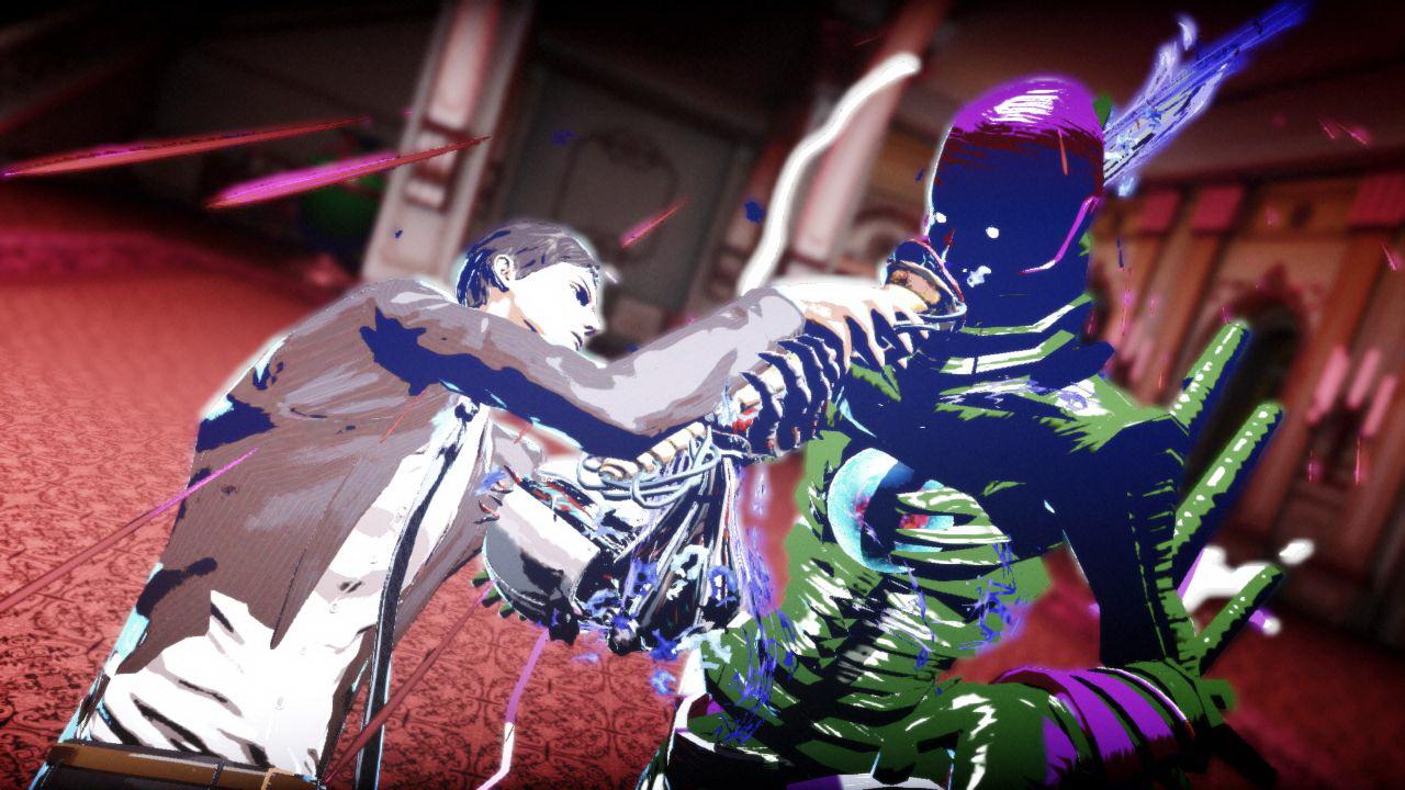 Nové obrázky a artworky z Killer is Dead 82138