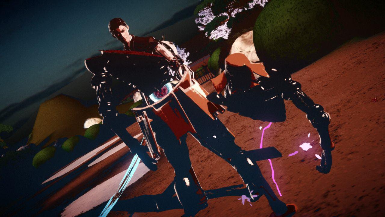 Nové obrázky a artworky z Killer is Dead 82162