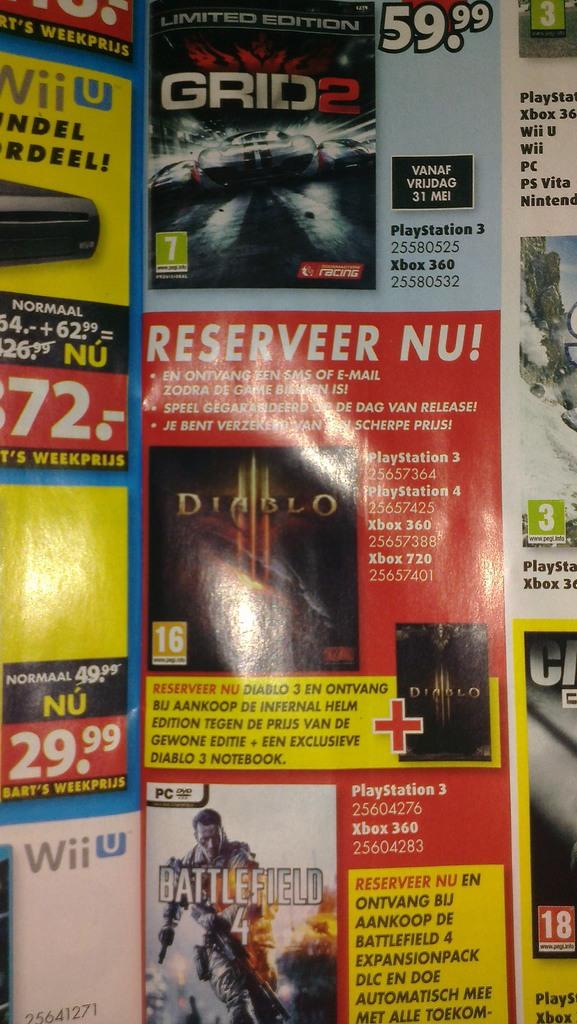 Zing briefing - Jagged Alliance, Xbox One, Diablo 3 možná i na Xbox 82417