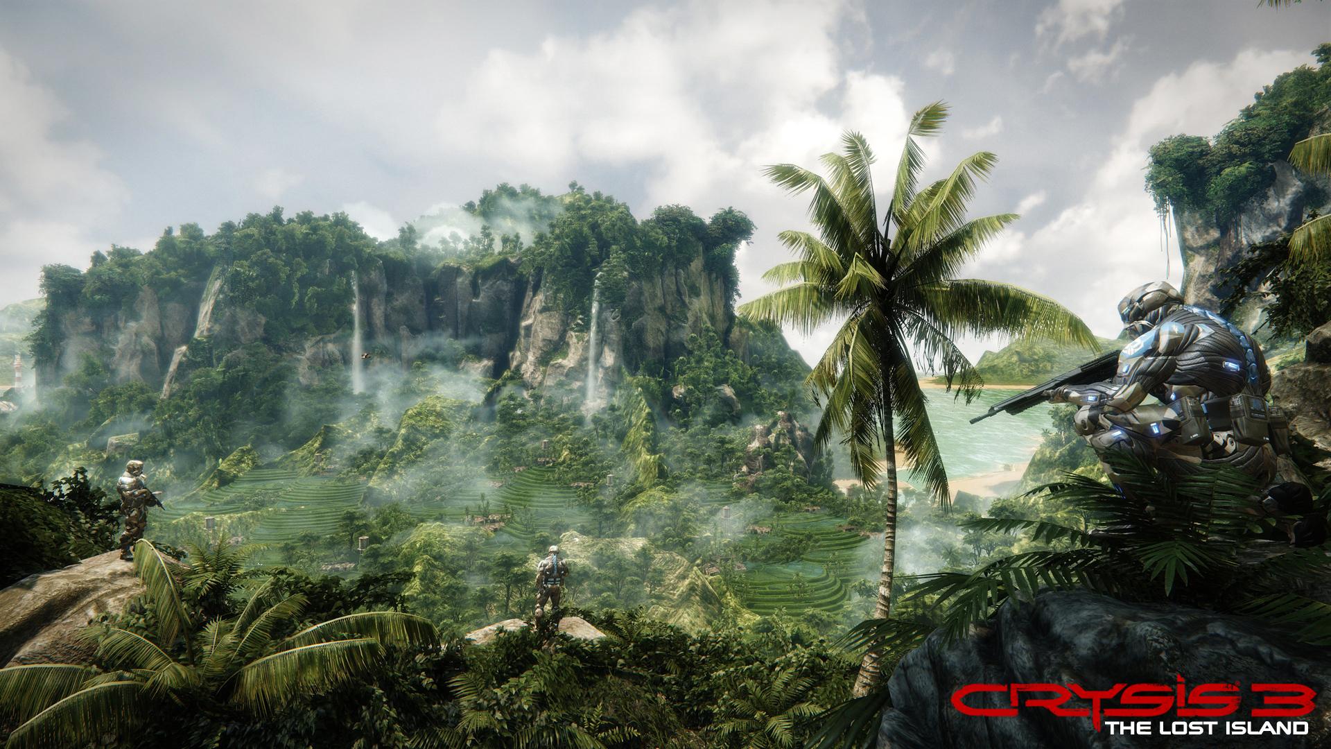Multiplayer Crysis 3 se přesune na Ztracený ostrov 82524