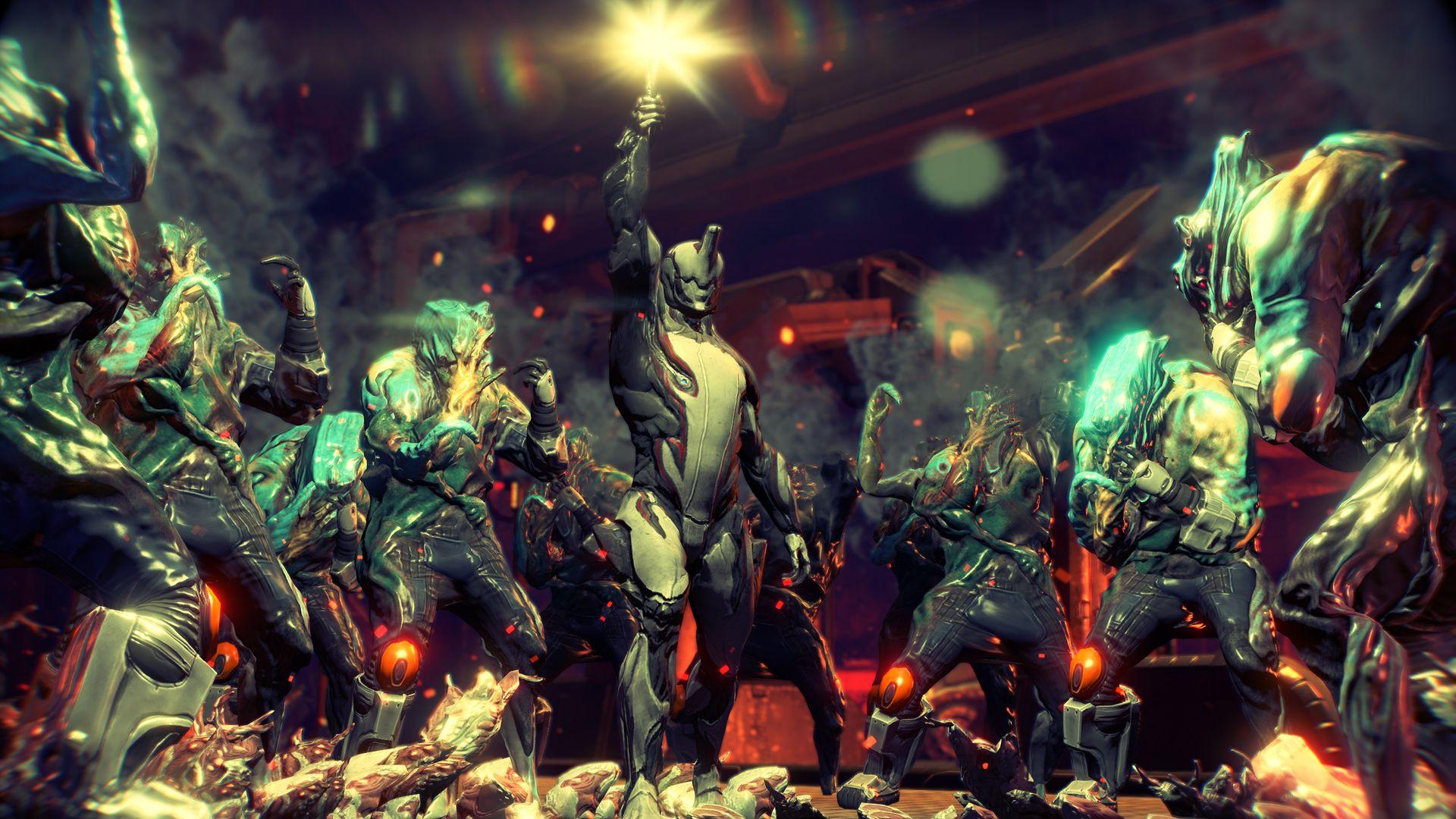 Ještě trailer pro PS4 verzi Warframe 82856