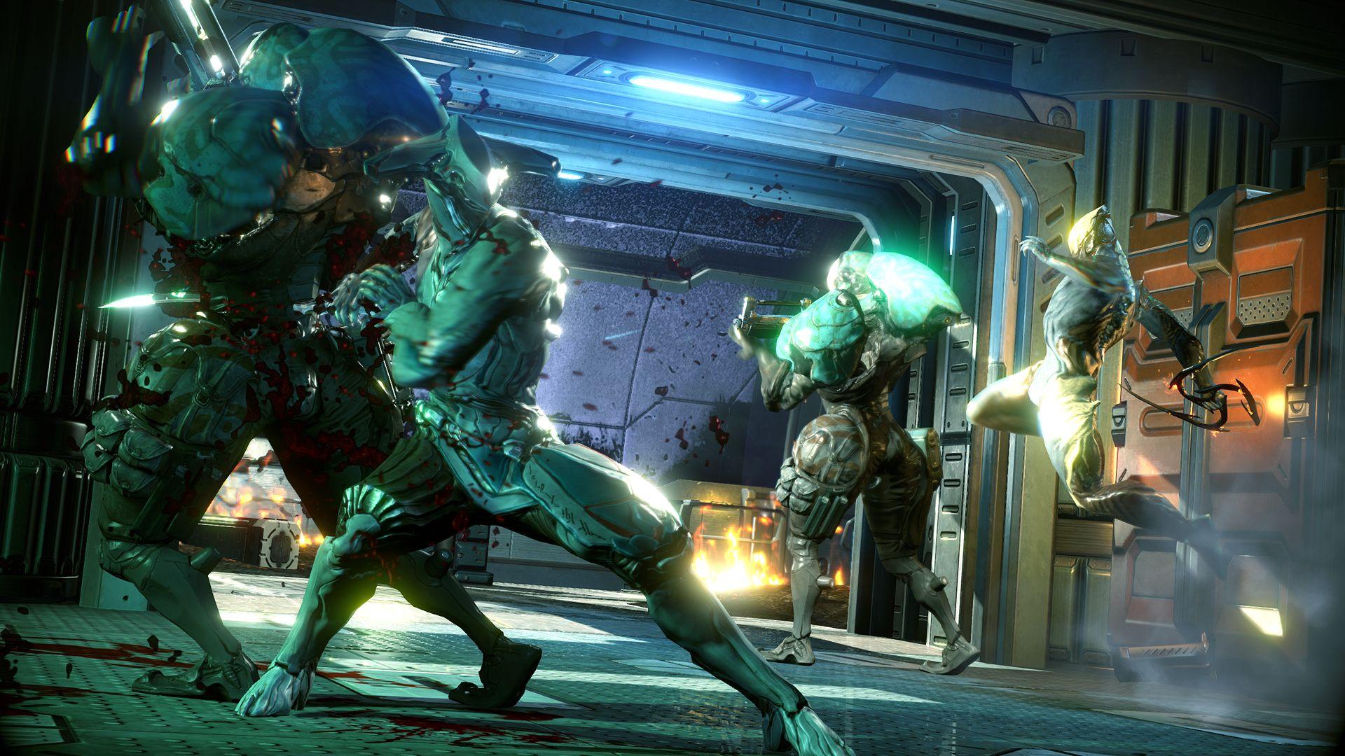 Ještě trailer pro PS4 verzi Warframe 82857