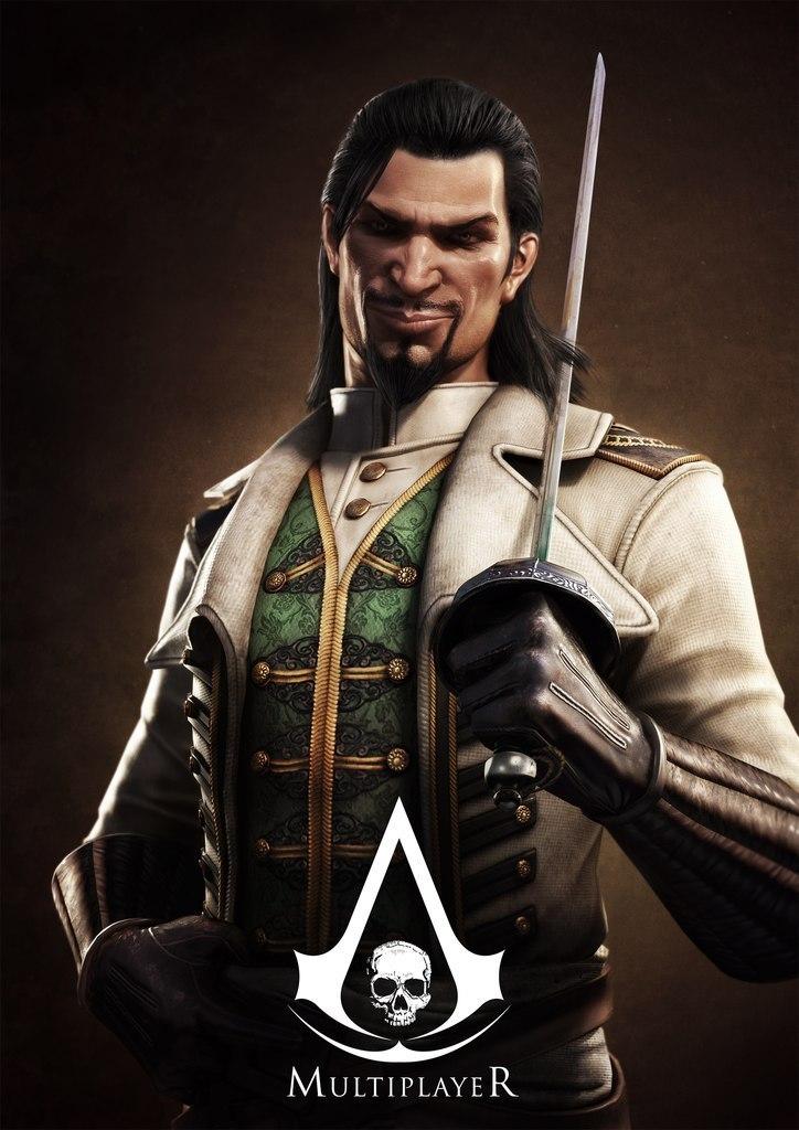 Obrázky a artworky z multiplayeru Assassin's Creed IV 82994