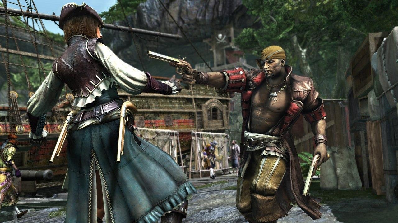 Obrázky a artworky z multiplayeru Assassin's Creed IV 82999