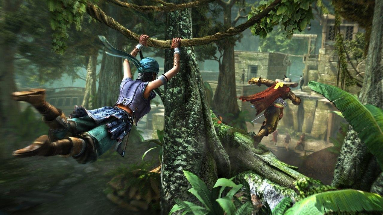 Obrázky a artworky z multiplayeru Assassin's Creed IV 83000
