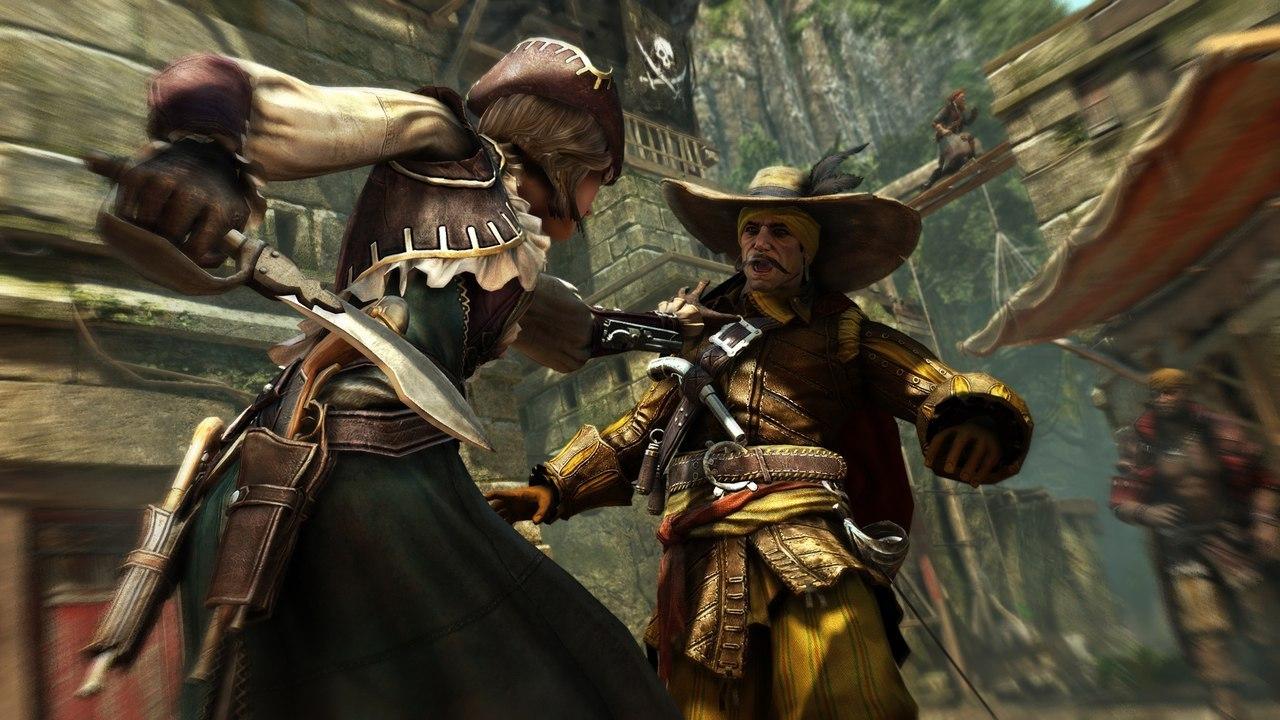 Obrázky a artworky z multiplayeru Assassin's Creed IV 83001