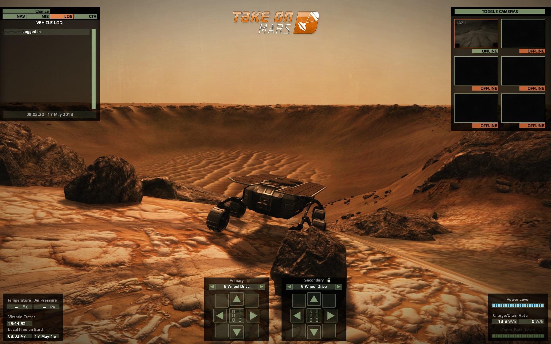 Rozhovor s Martinem Melichárkem, vedoucím vývoje Take On Mars 83124