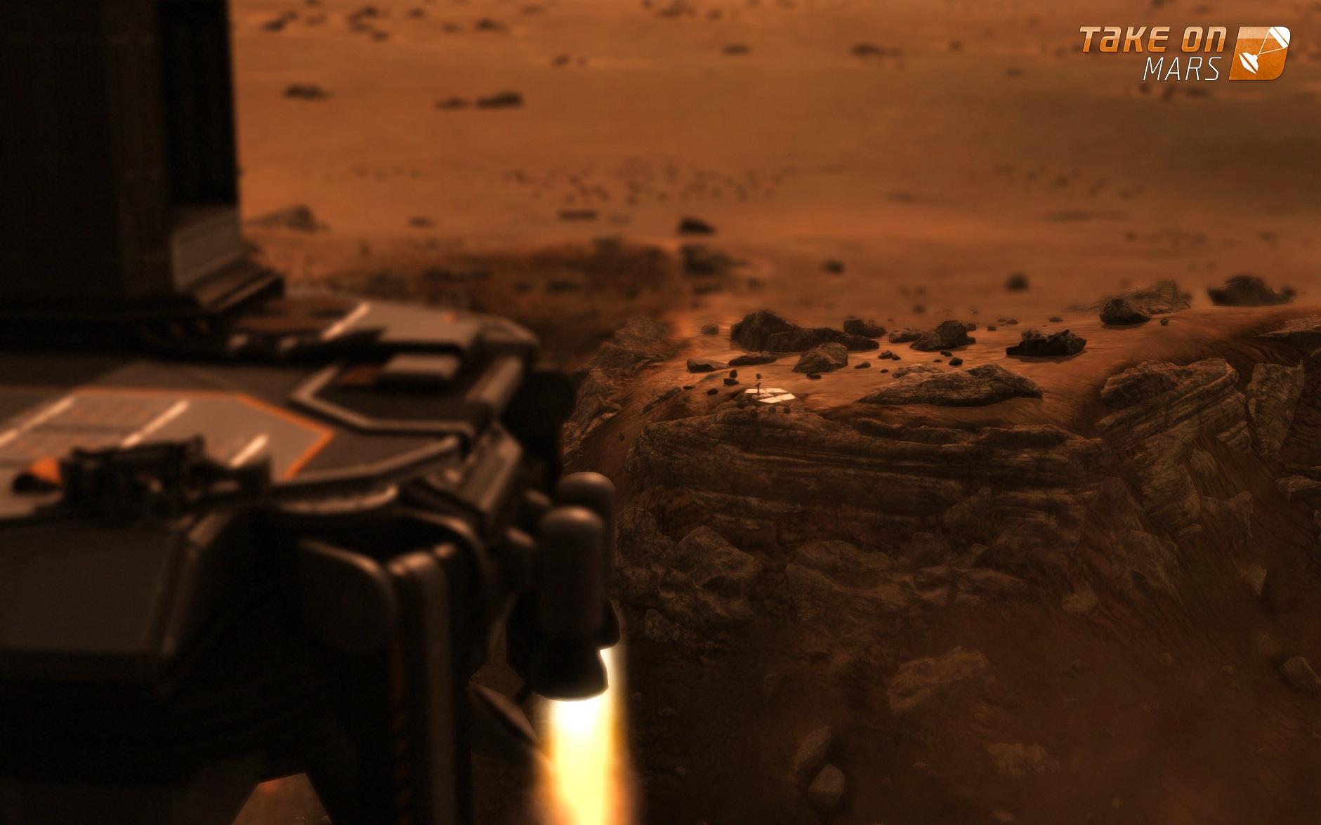 Rozhovor s Martinem Melichárkem, vedoucím vývoje Take On Mars 83127