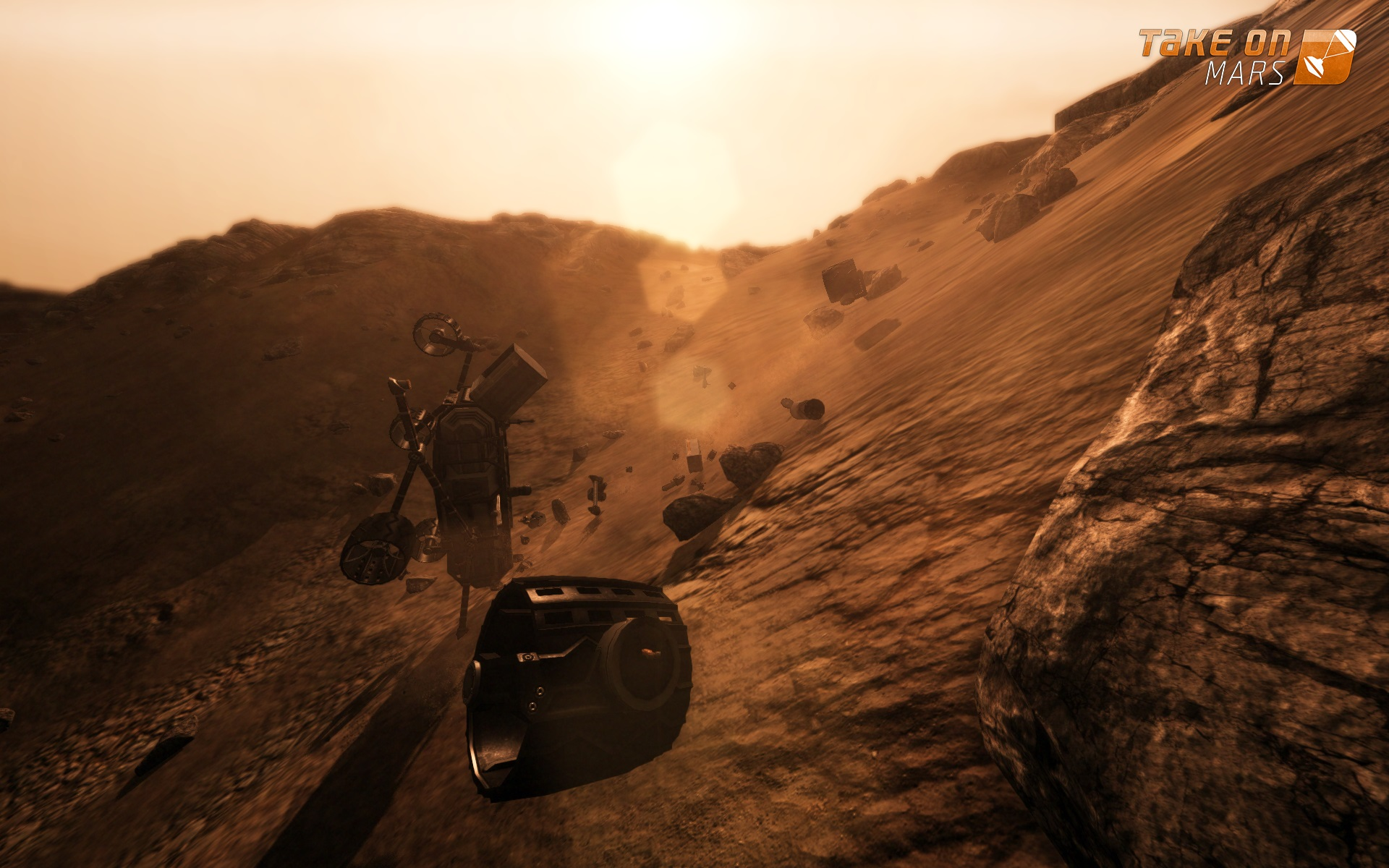 Rozhovor s Martinem Melichárkem, vedoucím vývoje Take On Mars 83132