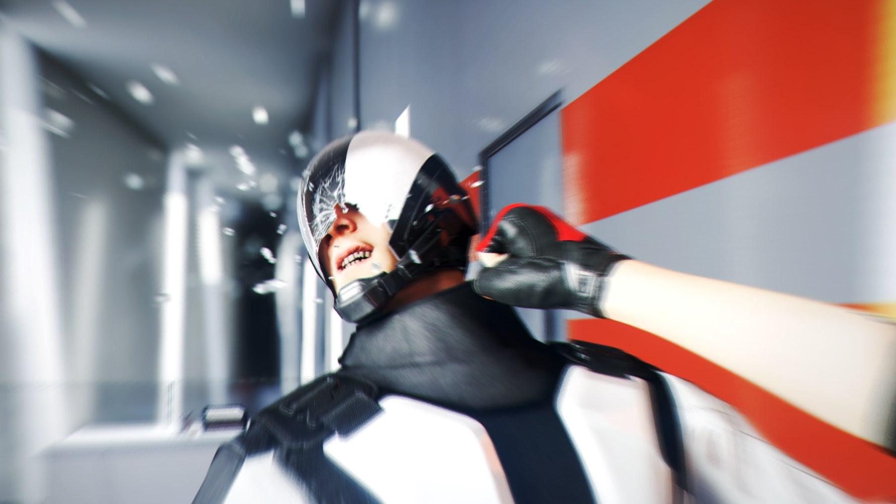 V rebootu Mirror's Edge má být parkour součástí boje 83151