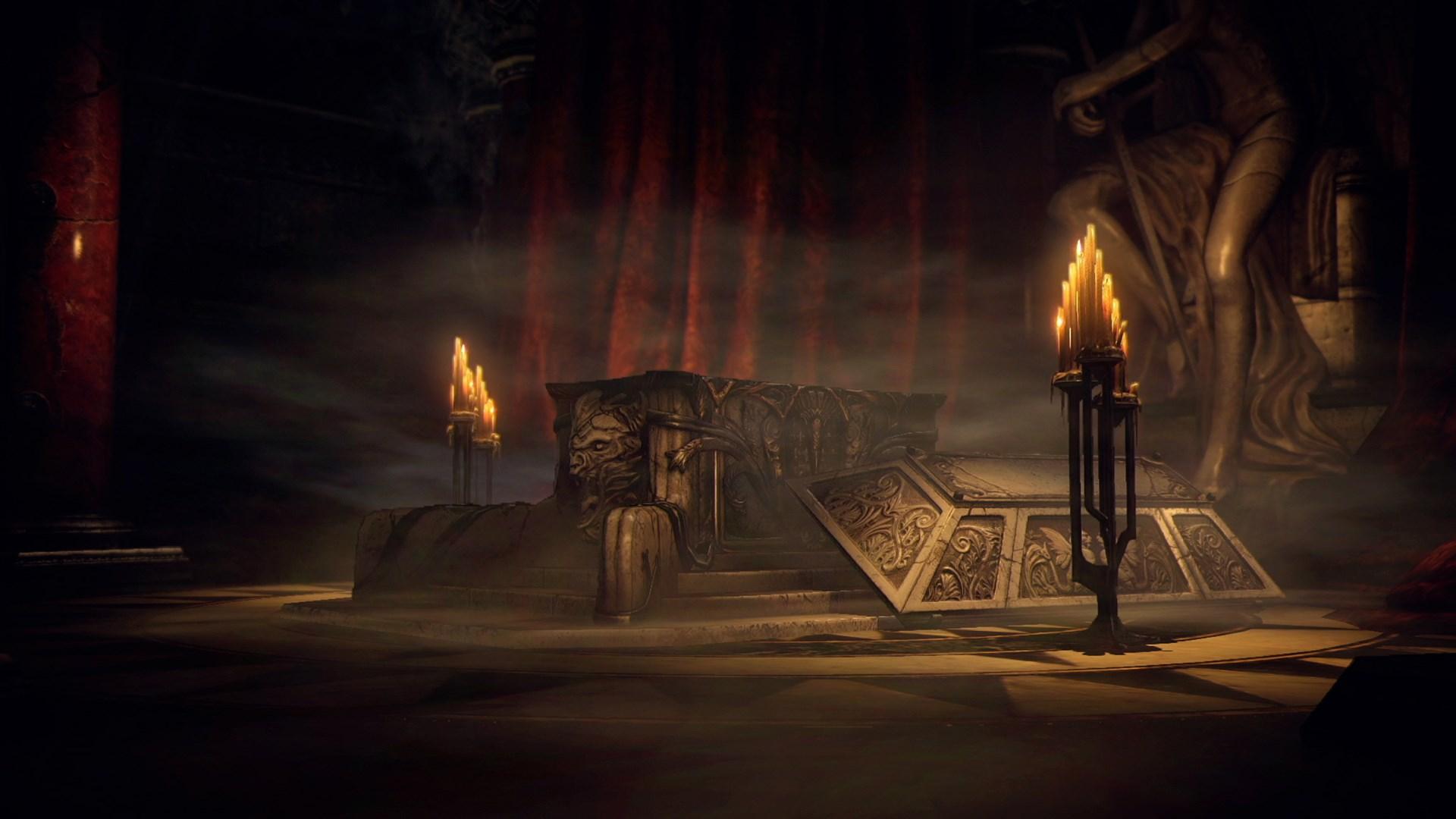 Screenshoty z Castlevania: Lords of Shadow 2 83313