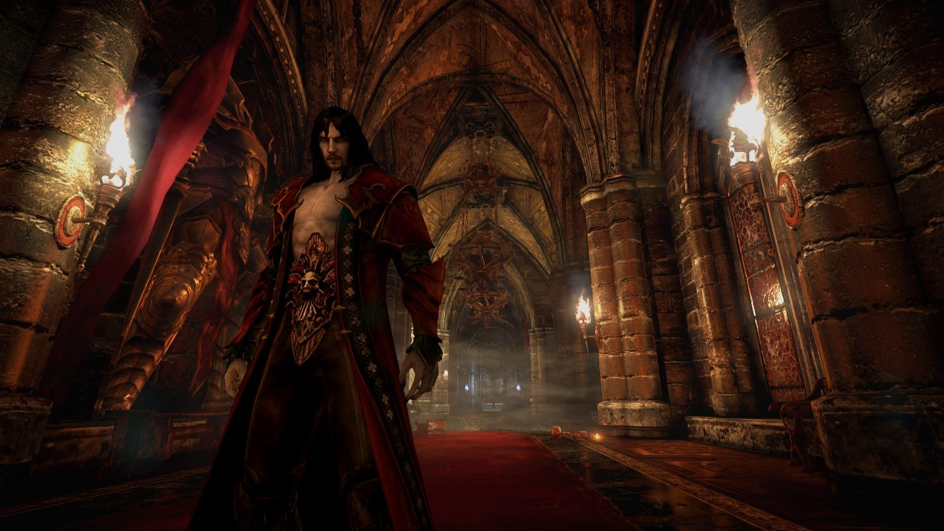 Screenshoty z Castlevania: Lords of Shadow 2 83314