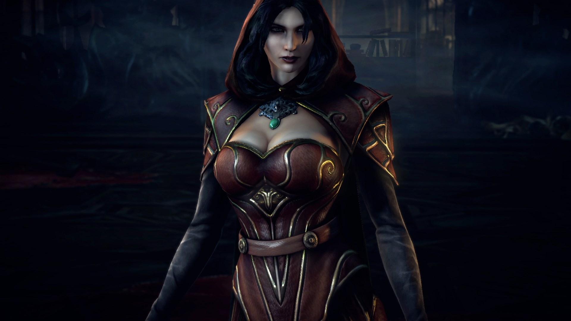 Screenshoty z Castlevania: Lords of Shadow 2 83315