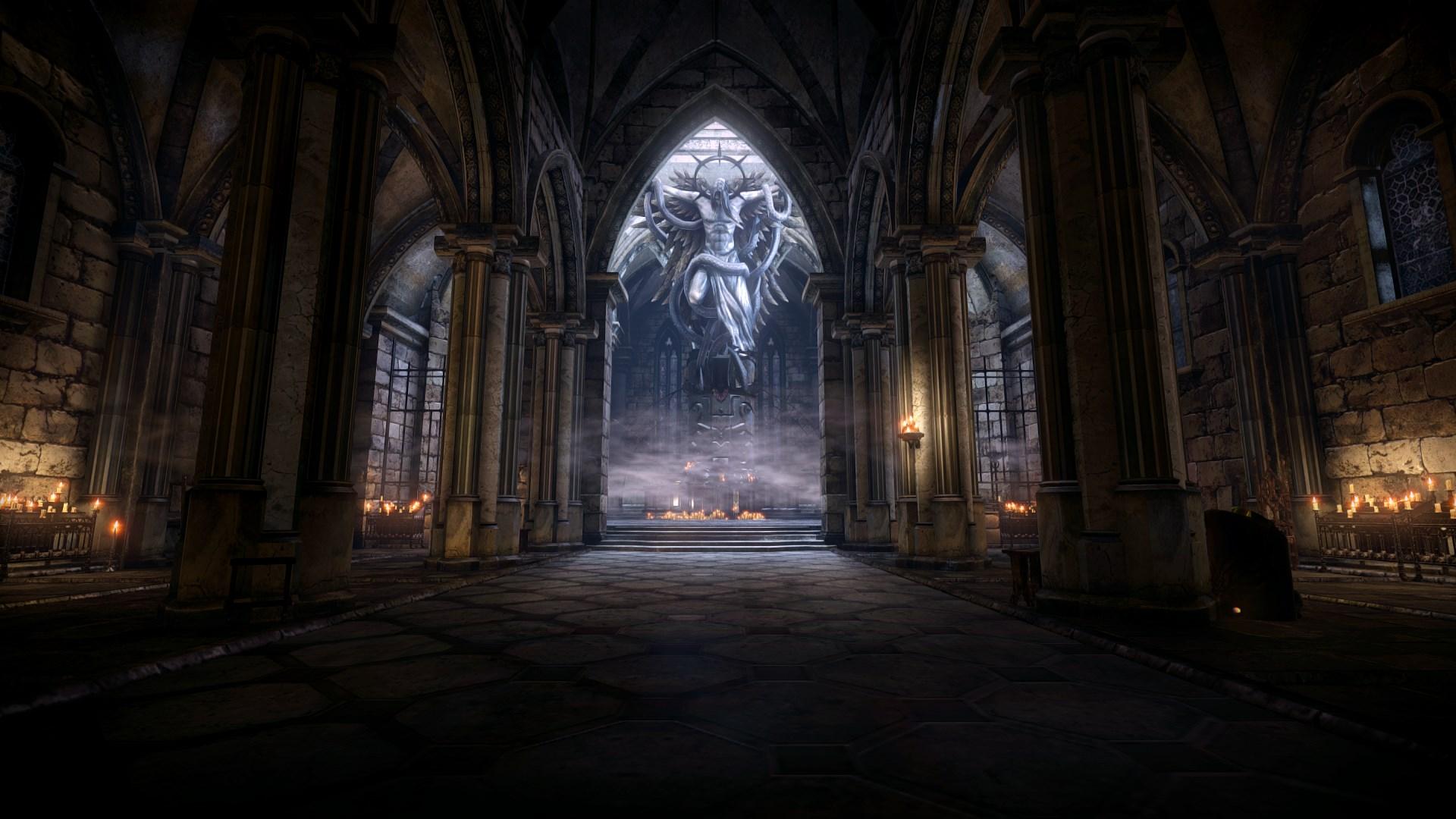 Screenshoty z Castlevania: Lords of Shadow 2 83316