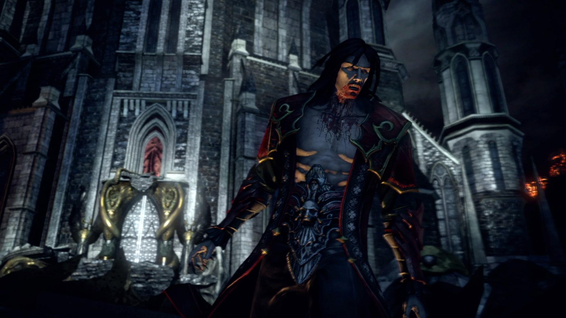 Screenshoty z Castlevania: Lords of Shadow 2 83318