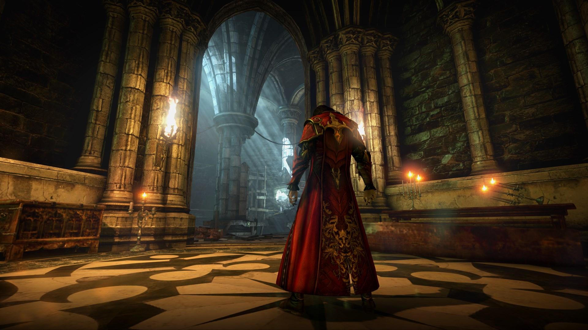 Screenshoty z Castlevania: Lords of Shadow 2 83320