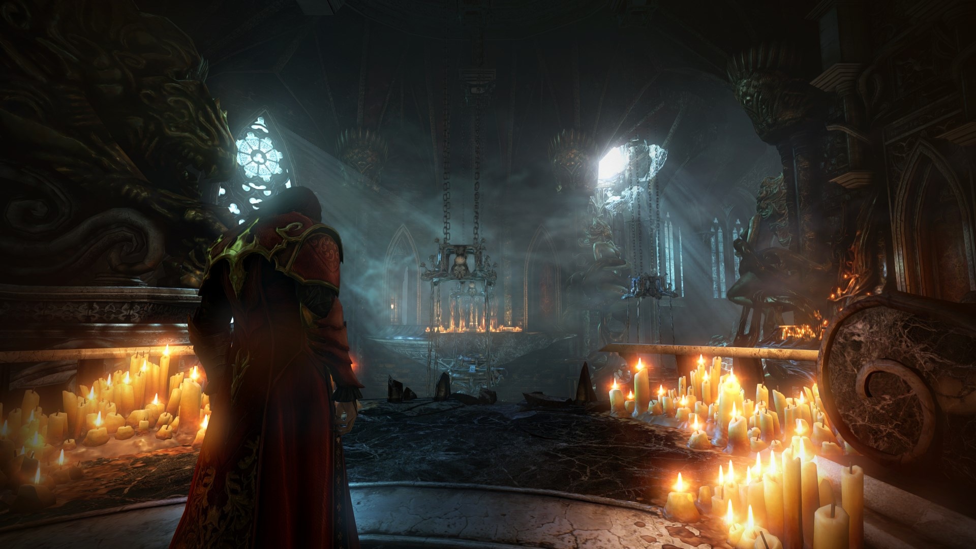 Screenshoty z Castlevania: Lords of Shadow 2 83325