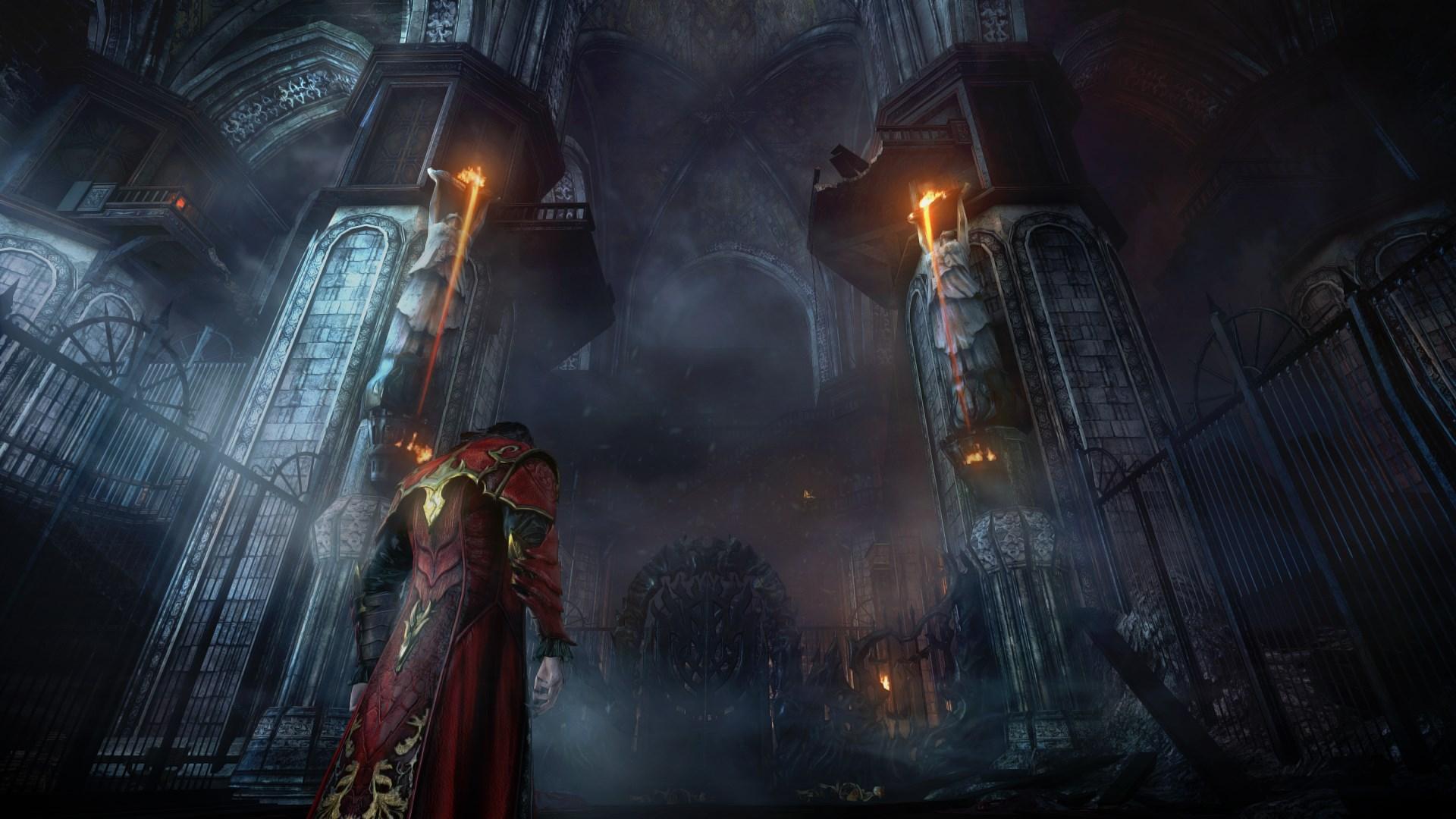 Screenshoty z Castlevania: Lords of Shadow 2 83327
