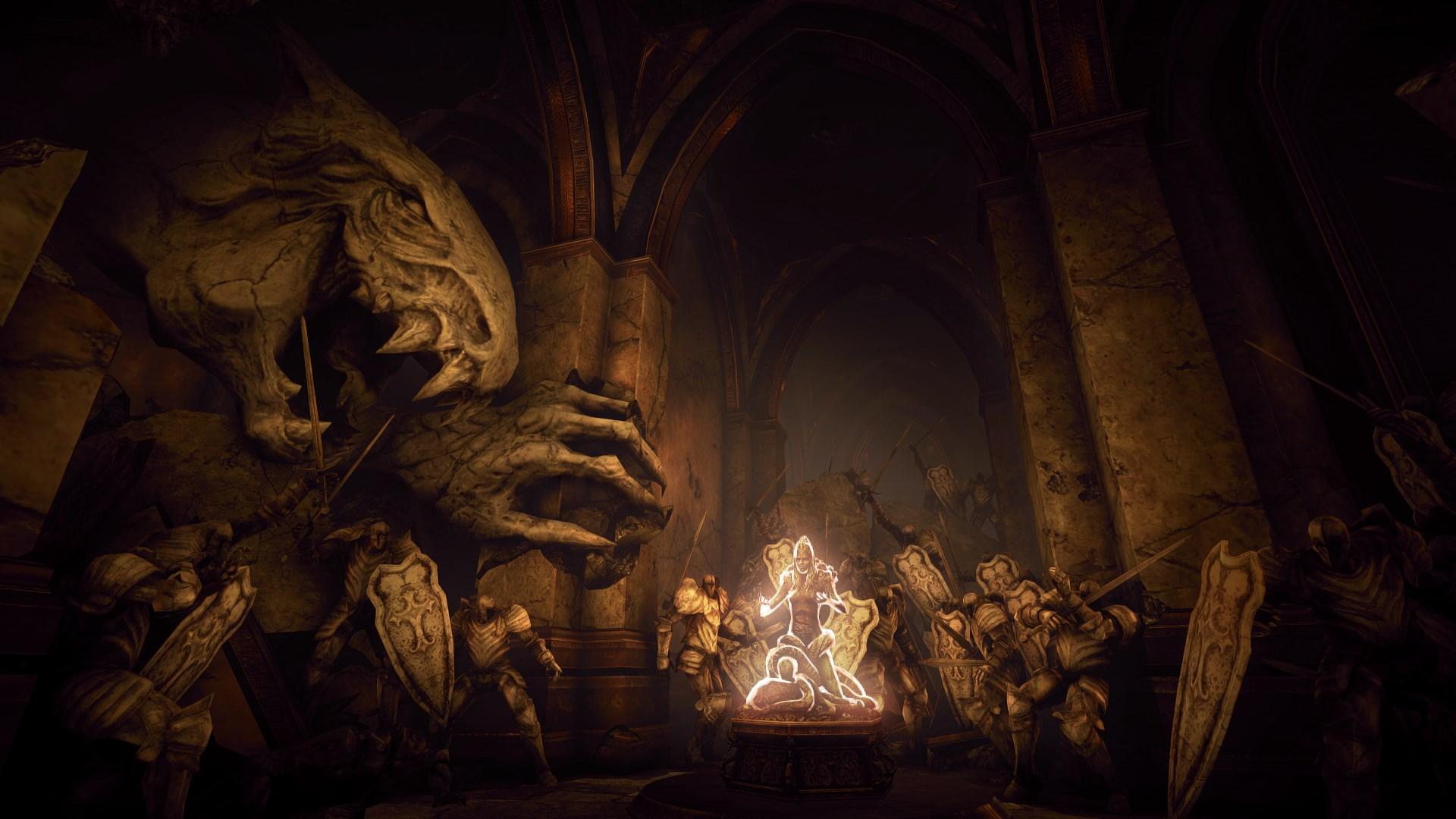 Screenshoty z Castlevania: Lords of Shadow 2 83328