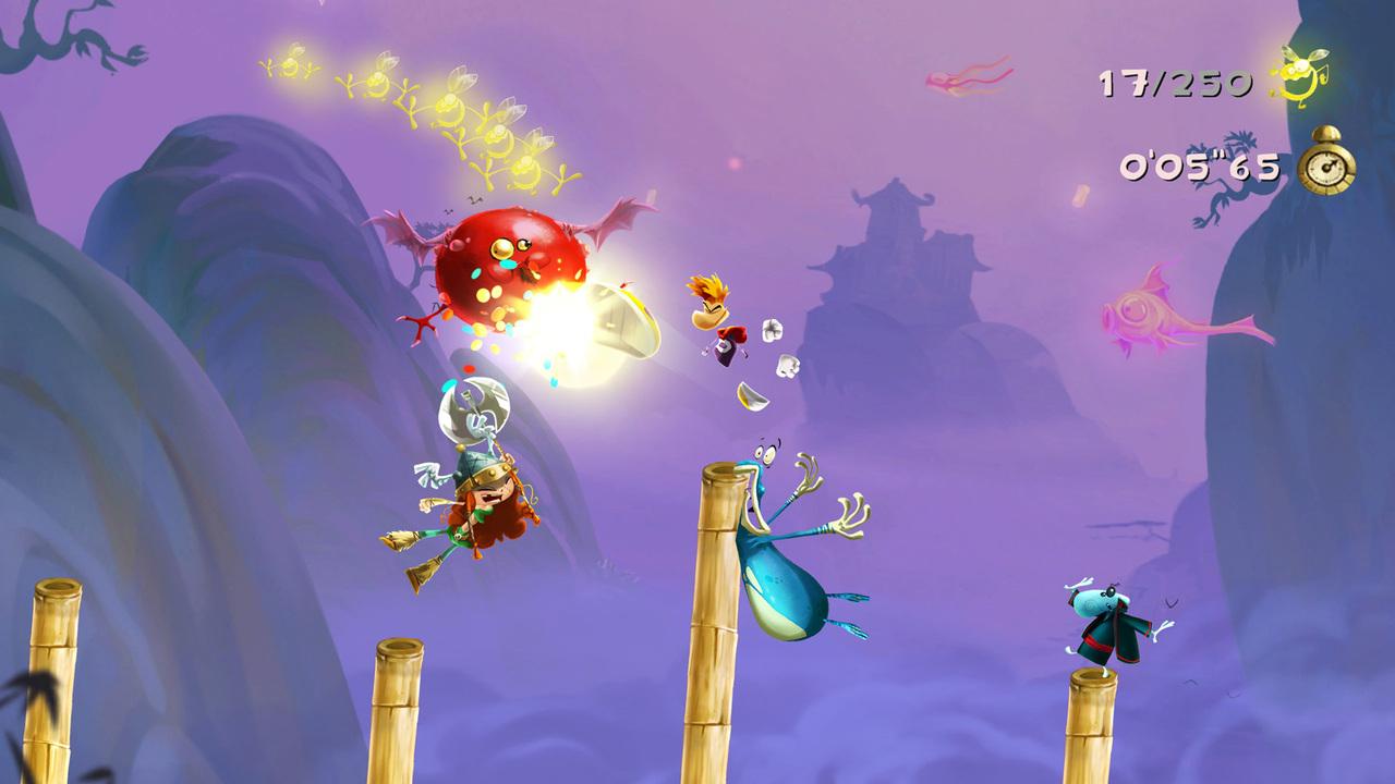 Rayman Legends - Legenda se vrací 83449