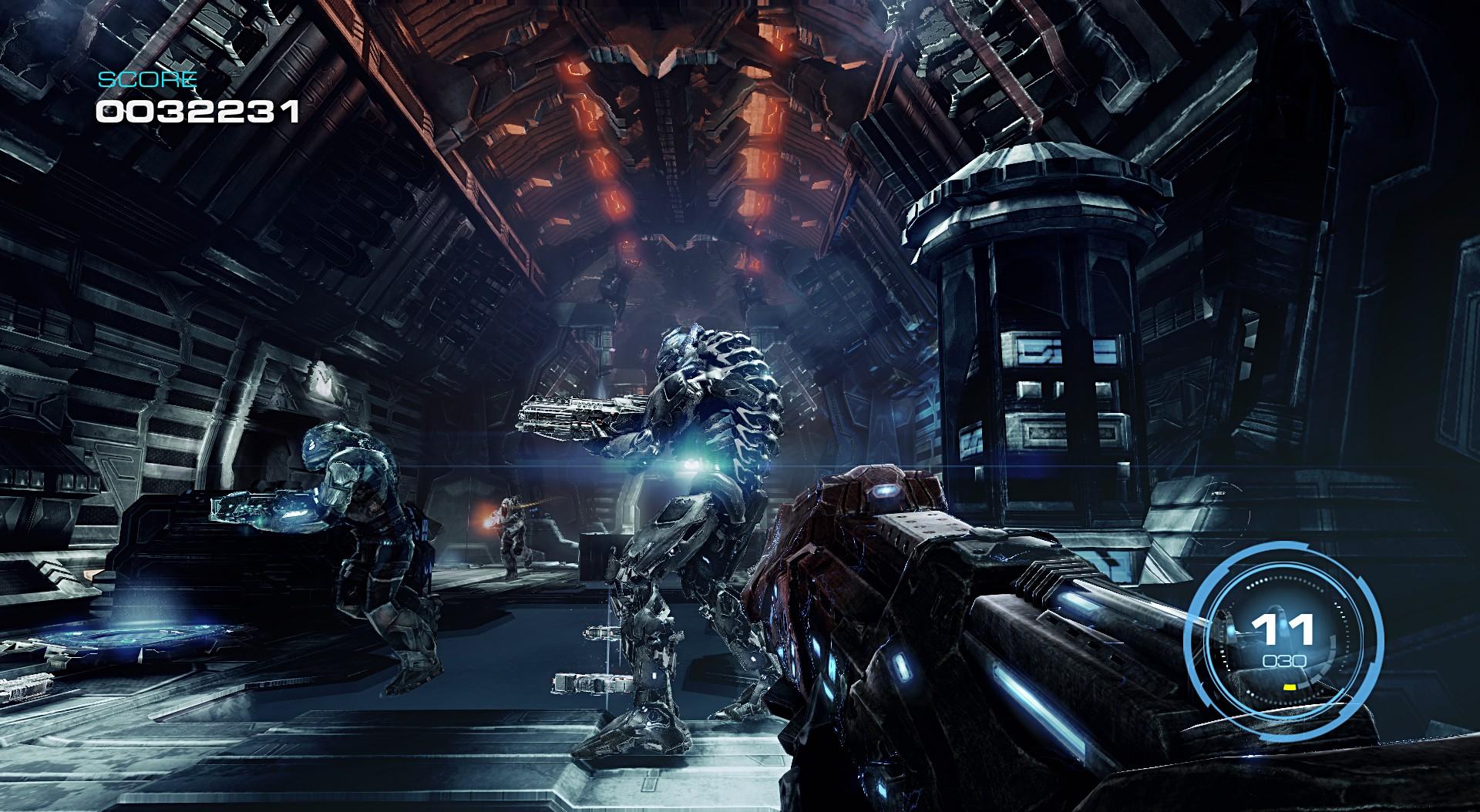 Alien Rage 83534