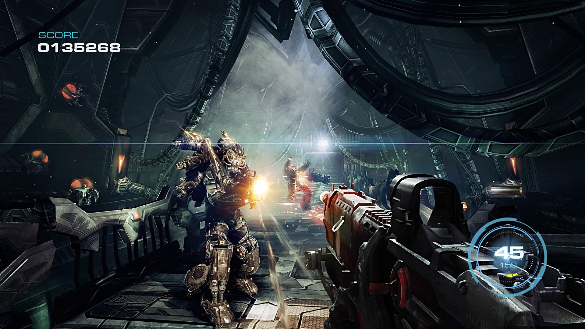 Alien Rage 83536