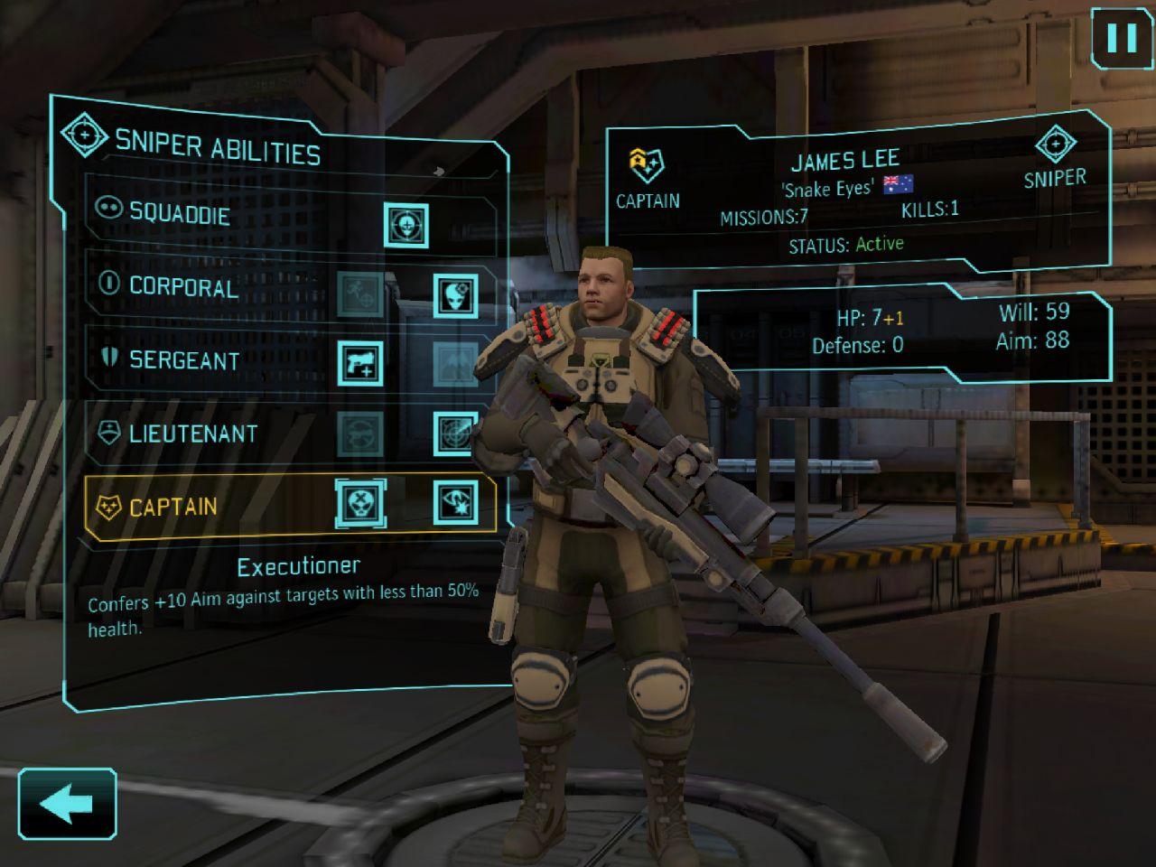 XCOM: Enemy Unknown ve čtvrtek na iOS 83793