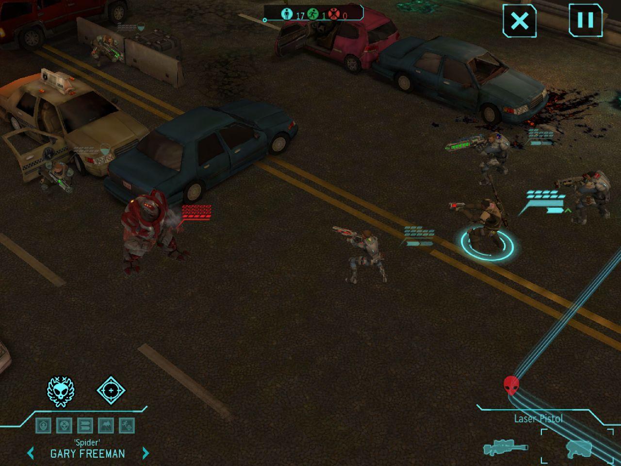 XCOM: Enemy Unknown ve čtvrtek na iOS 83798