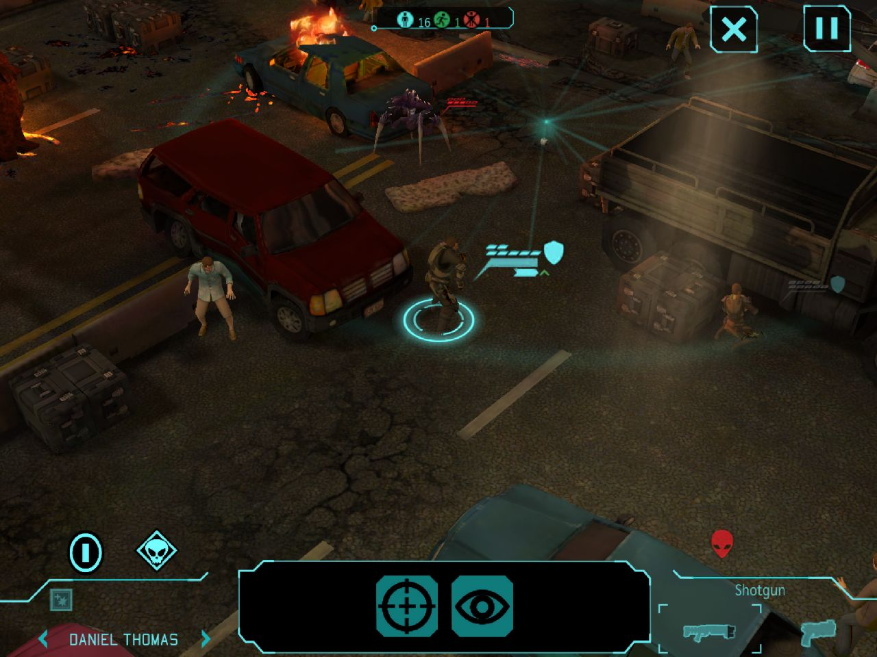 XCOM: Enemy Unknown ve čtvrtek na iOS 83799