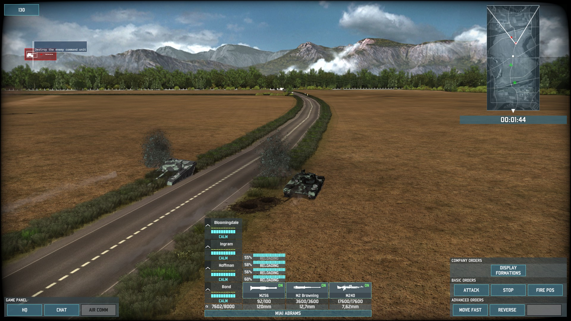 Wargame: AirLand Battle - na zemi i ve vzduchu 83969