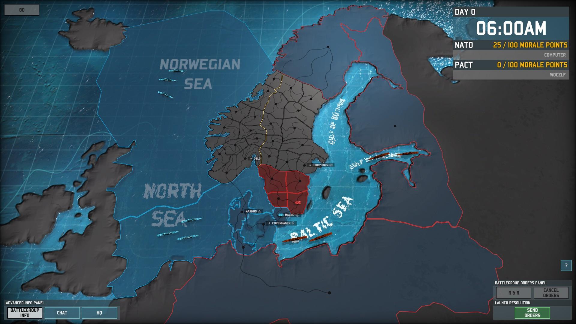 Wargame: AirLand Battle - na zemi i ve vzduchu 83973
