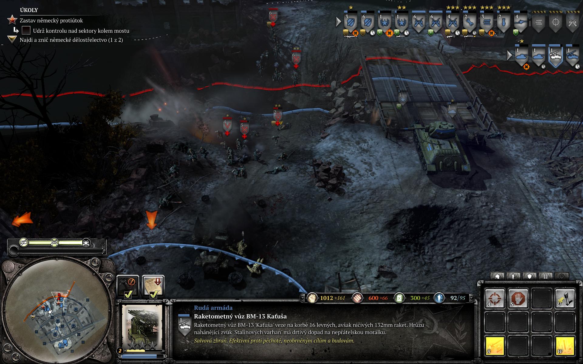 Company of Heroes 2 – krvavé lázně na východě 84053