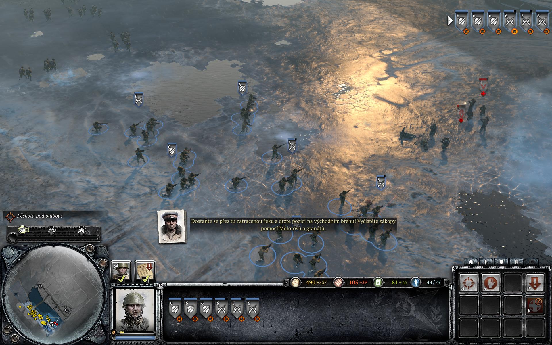 Company of Heroes 2 – krvavé lázně na východě 84055