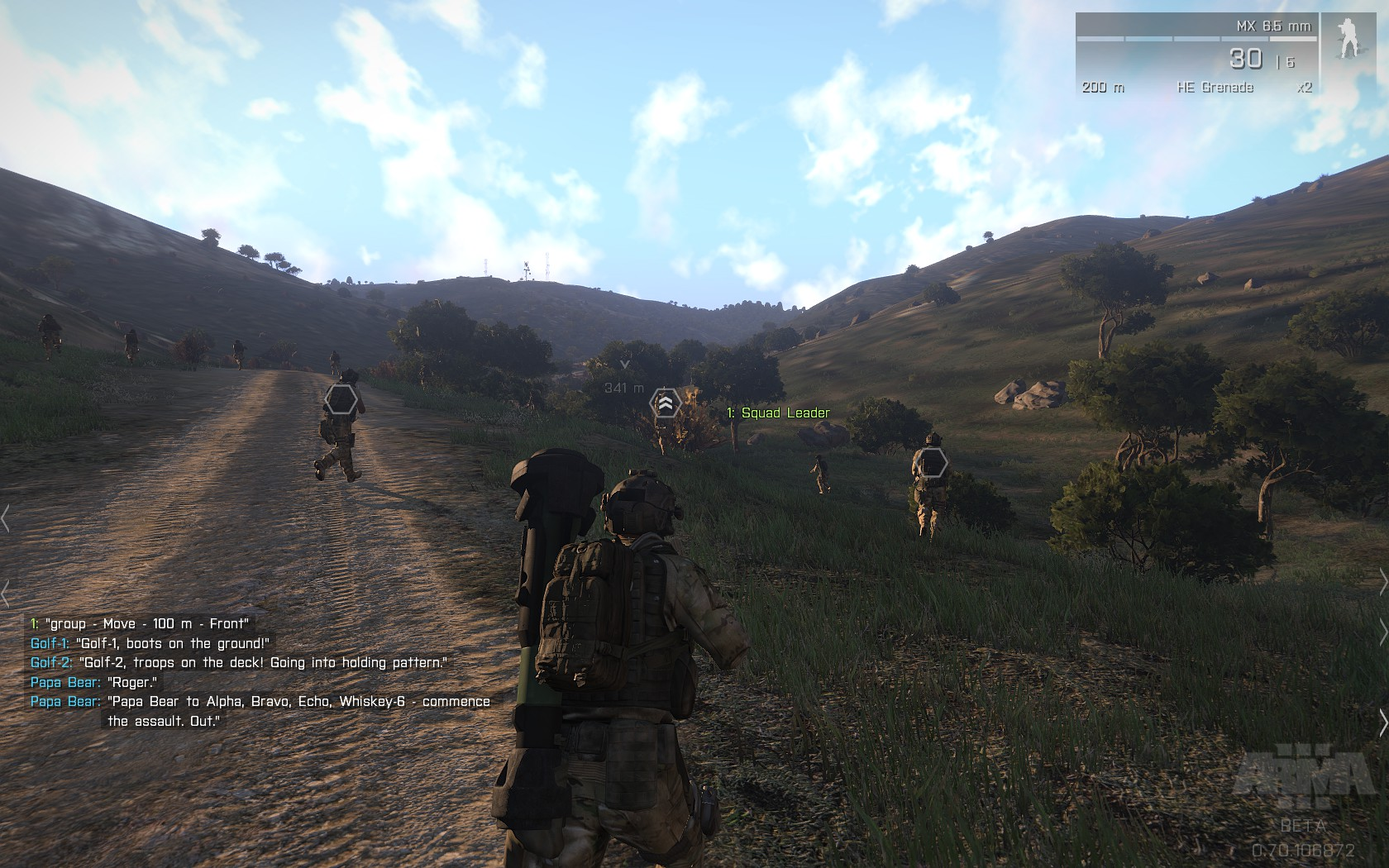 Arma 3 Beta - zpět na ostrov Stratis 84076