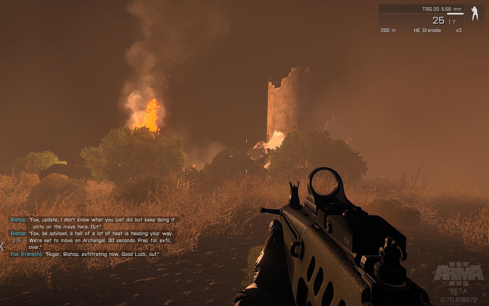 Arma 3 Beta - zpět na ostrov Stratis 84078