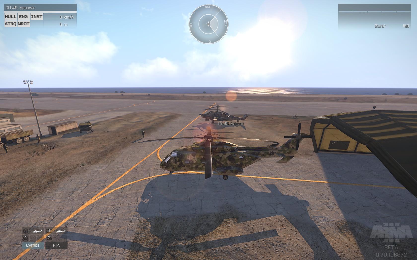 Arma 3 Beta - zpět na ostrov Stratis 84083