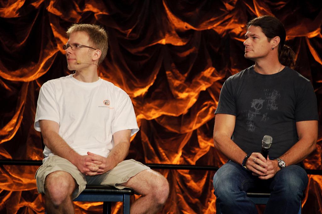 Todd Hollenshead opouští prezidentské křeslo id Software 84110